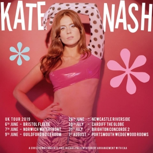 Kate Nash live at The Fleece on Thursday 6th June 2019