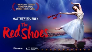Matthew Bourne's The Red Shoes at the Bristol Hippodrome from 2nd-7th March 2020