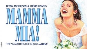 Mamma Mia! The Musical at the Bristol Hippodrome