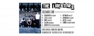 The Libertines live at O2 Academy Bristol on Monday 16th December 2019