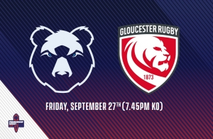 Bristol Bears v Gloucester Rugby at Ashton Gate Stadium on Friday 27th September 2019