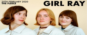 Girl Ray at The Fleece in Bristol on Tuesday 25 February 2020