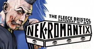 Nekromantix at The Fleece in Bristol on Saturday 16 May 2020