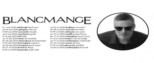 Blancmange at The Fleece in Bristol on Thursday 01 October 2020