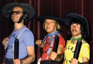 The Goodies: 50 Year Anniversary at Redgrave Theatre in Bristol on Saturday 25 January 2020