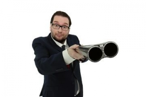 Gary Delaney: Gagster's Paradise at Redgrave Theatre in Bristol on Saturday 1 February 2020