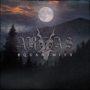 Arvas (Norwegian black metal) at The Gryphon in Bristol on Friday 20 December 2019