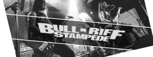 Bull-Riff Stampede (official Xmas show) at The Gryphon in Bristol on Saturday 21 December 2019