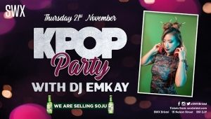 Kpop Party at Swx In Bristol on Thursday 21st November 2019