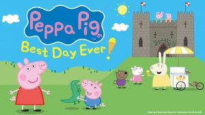 Peppa Pig's Best Day Ever at The Bristol Hippodrome