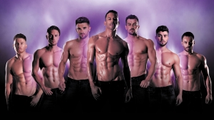 The Dreamboys at The Bristol Hippodrome on 14 March 2021