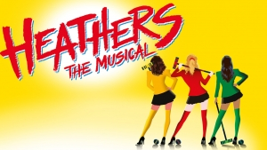 Postponed Heathers The Musical at The Bristol Hippodrome