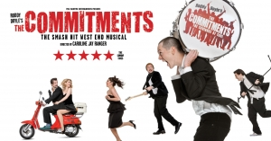The Commitments at The Bristol Hippodrome