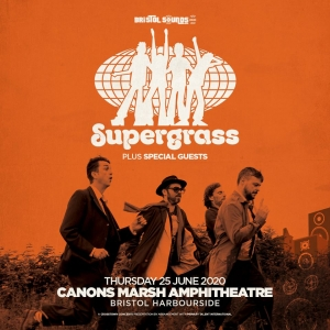 Supergrass at the Lloyds Amphitheatre on Thursday 25 June 2020
