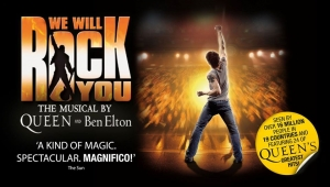 We Will Rock You at The Bristol Hippodrome