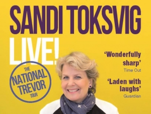 Sandi Toksvig - 11 October 2020 | Bristol Hippodrome Tickets