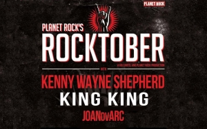 Planet Rock's Rocktober feat. Kenny Wayne Shepherd Band live at the O2 Academy Bristol | Saturday 16 October
