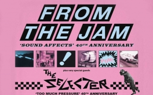 From the Jam + the Selecter live at the O2 Academy Bristol | Thursday 4 November
