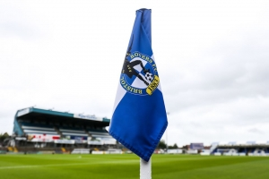 Bristol Rovers v Crewe Alexandra on Saturday 1 May 2021