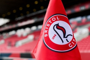 Bristol City v Luton Town on Saturday 24 April 2021