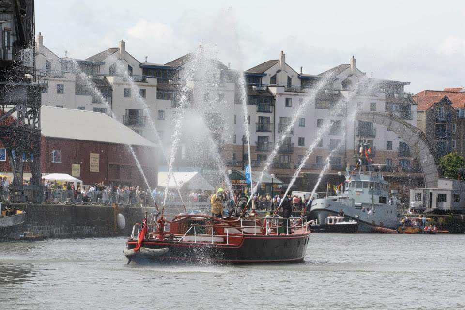 Fun for everyone at Bristol Harbour Fest 2017