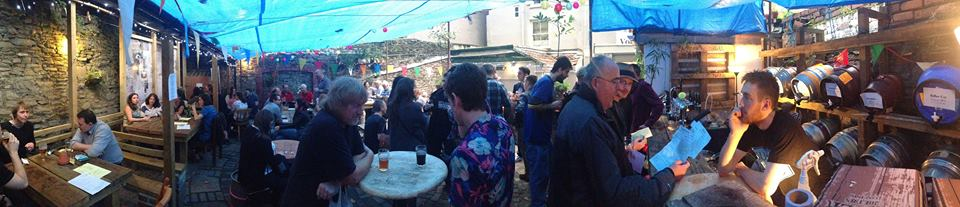 Autumn Beer Festival at The Volunteer Tavern in Bristol