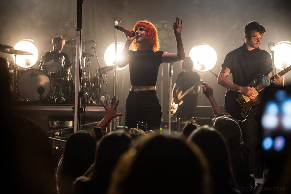 Paramore - Live at Bristol's Colston Hall - 21 June 2017