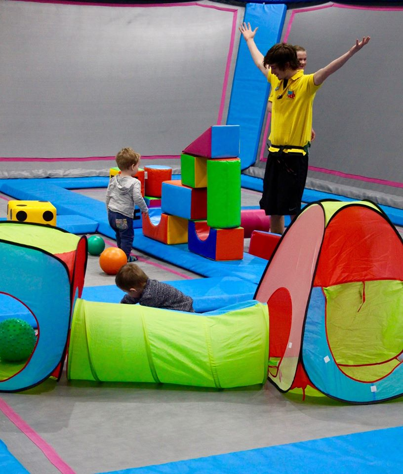 Mini AirHoppers at AirHop in Bristol - Under 5s