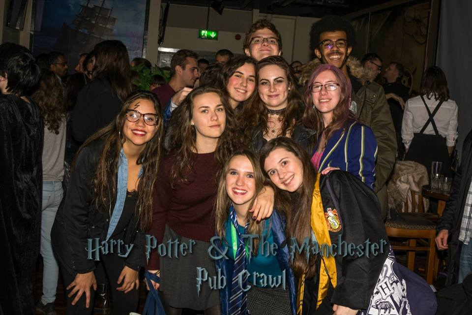 Harry Potter Bristol Pub Crawl - Friday 17th February