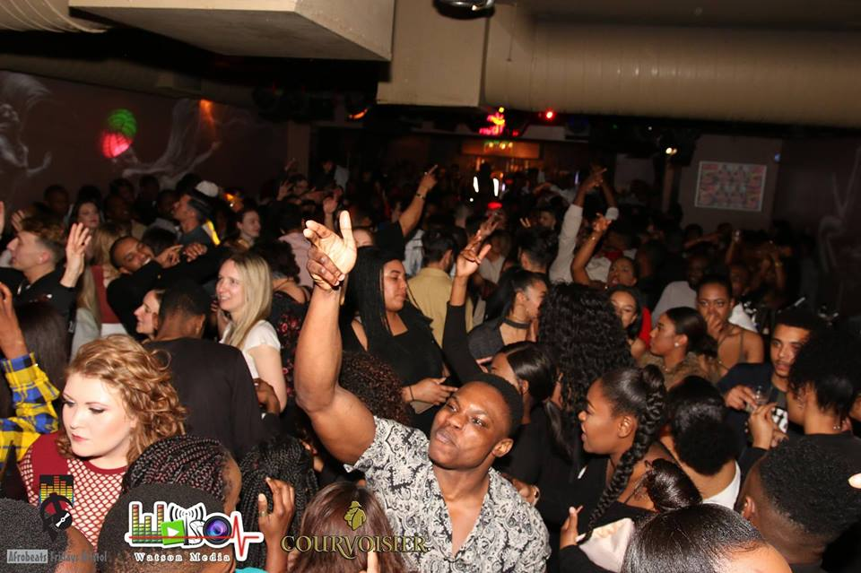 Afrobeats at Club Forty Eight - Friday 21st April