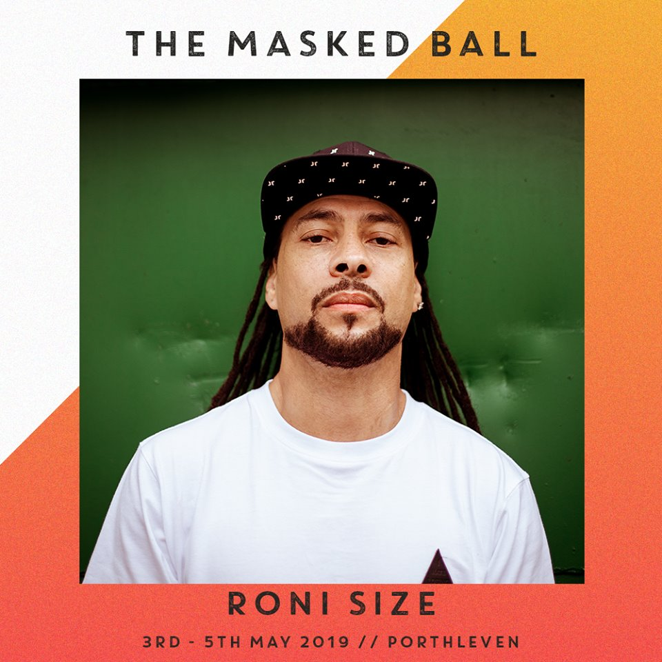 Roni Size // The Masked Ball 2019.