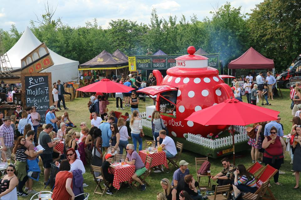 Foodies Festival returns to The Downs!