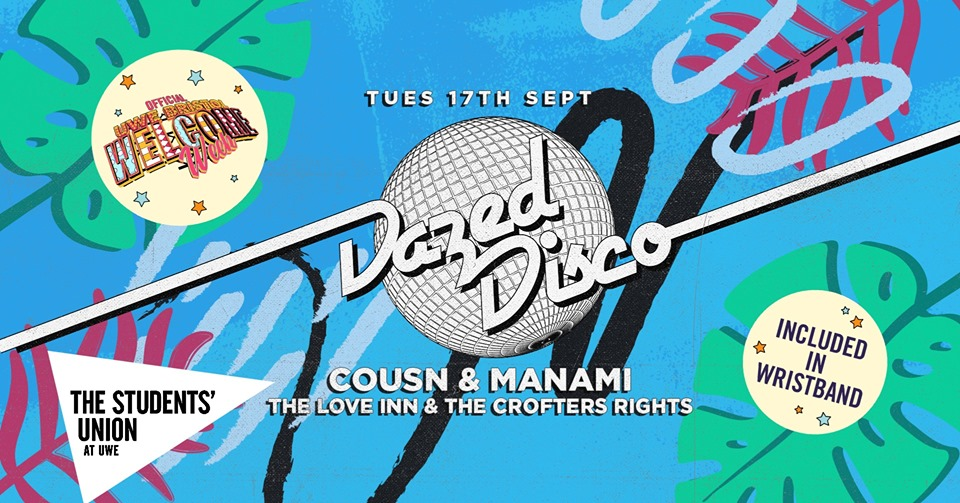 Dazed Disco at The Love Inn and Crofters.