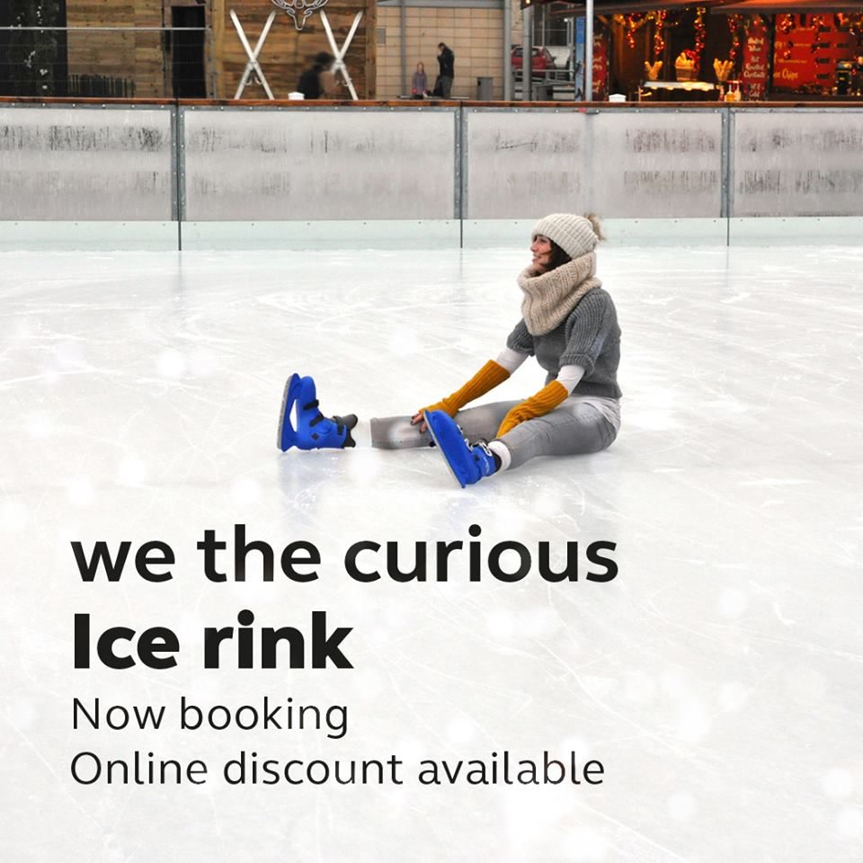 wethecurious Ice rink in Bristol