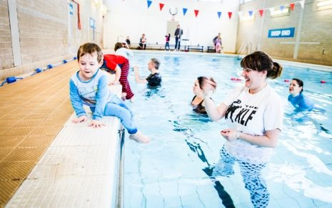 Puddle Ducks Swimming Classes Is Our Bristol Business Of The Week