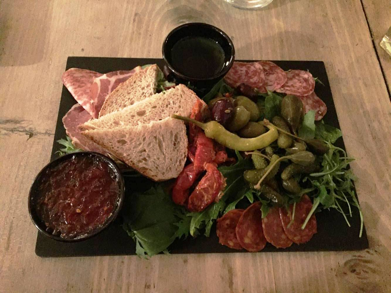 Bocabar - Bristol Food Review - Antipasti