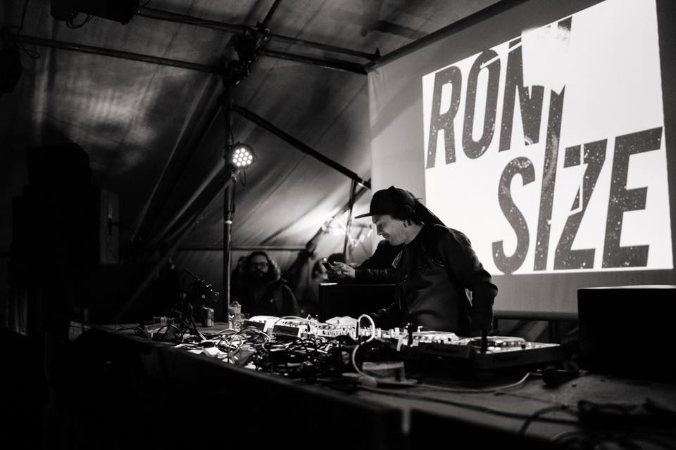 Roni Size features in Thekla's new film