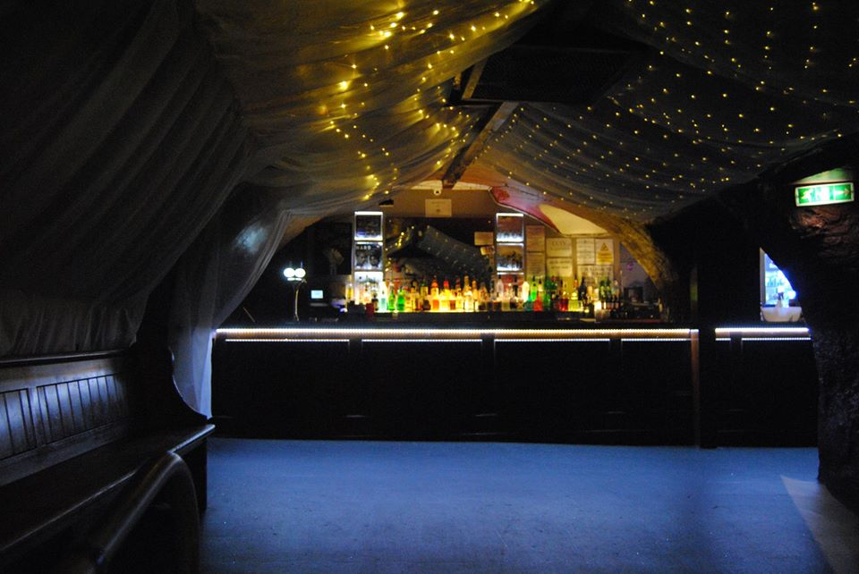 Basement 45: Where To Host Your Christmas Party