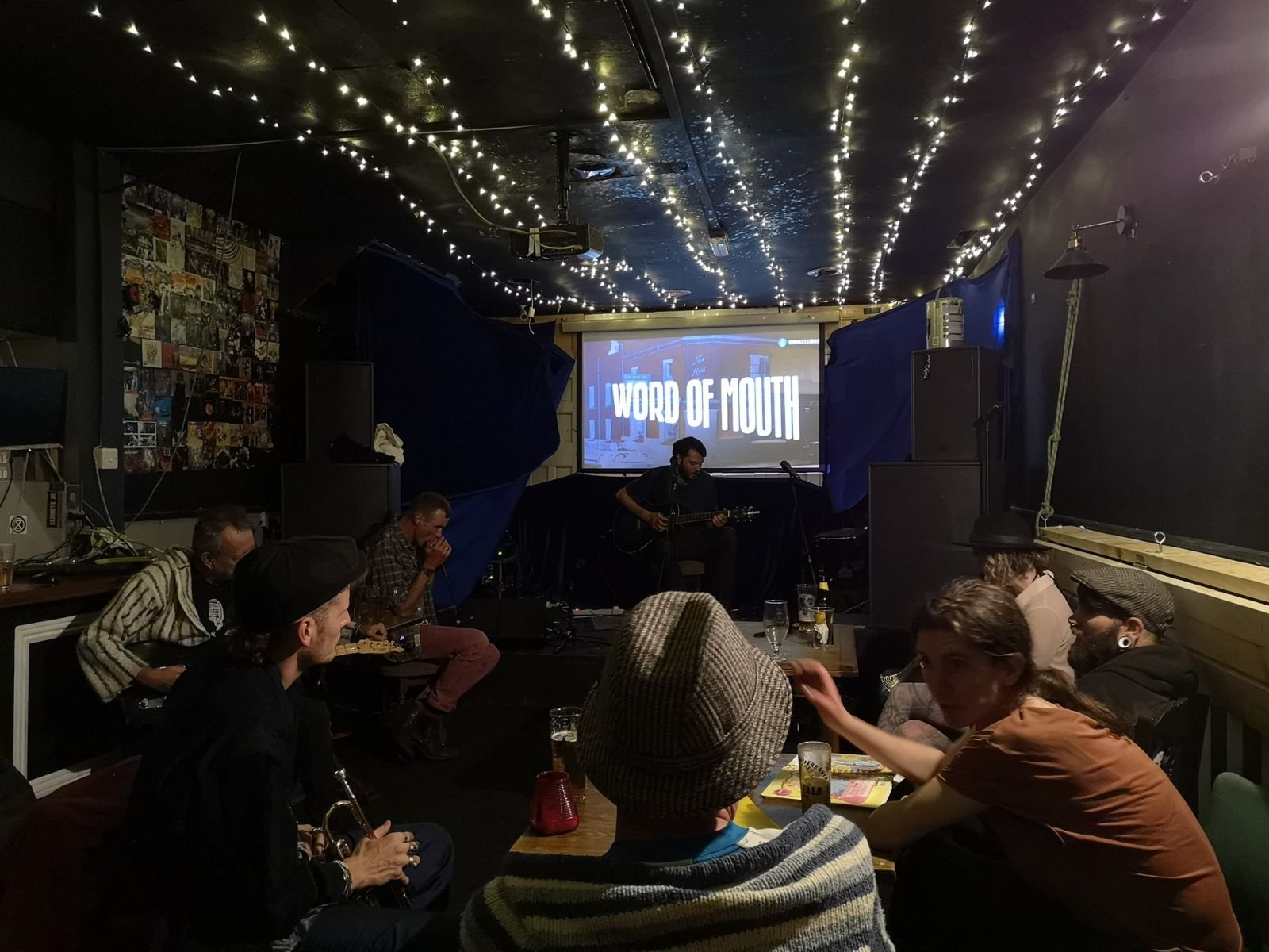 Word of Mouth is a new open mic night for Bristol