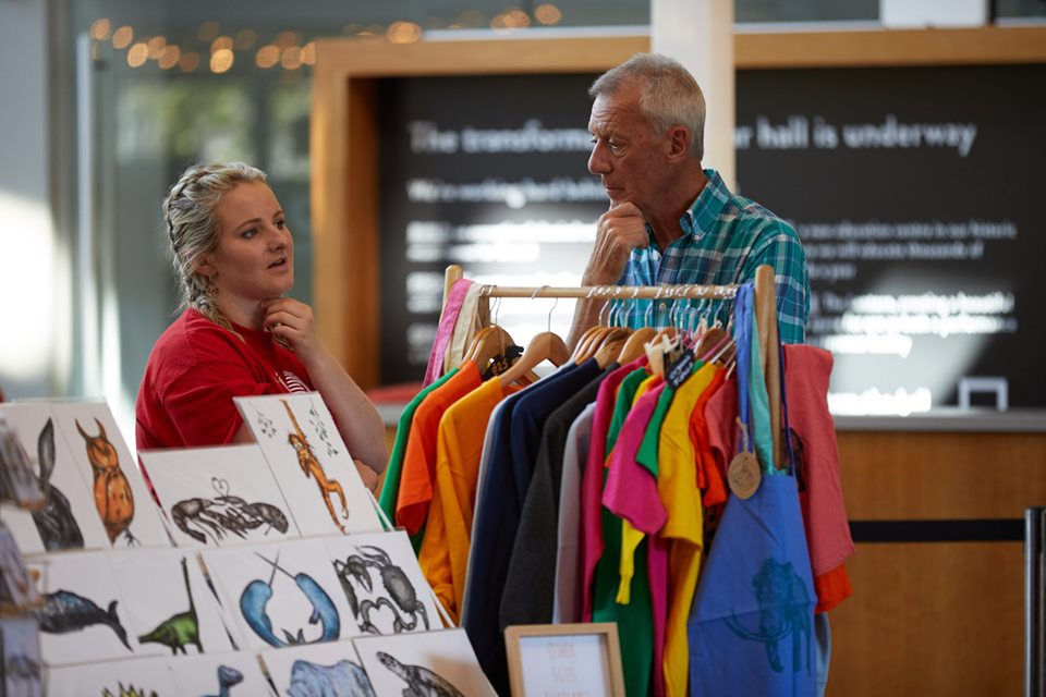 A recent Makers Market at Colston Hall