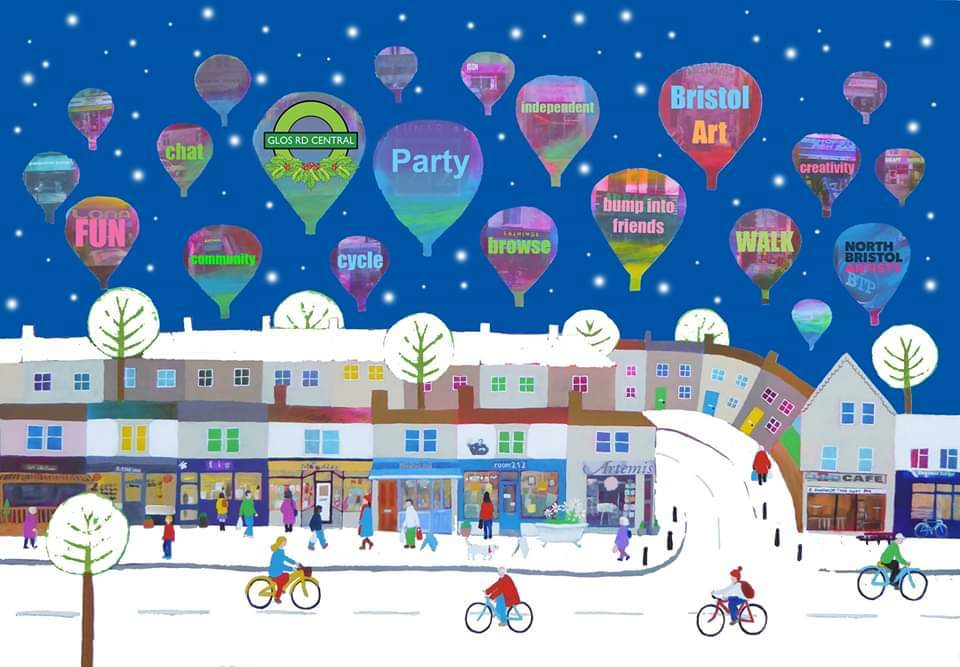 Gloucester Road Christmas Street Party