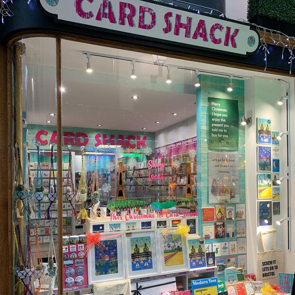 Card Shack, The Arcade