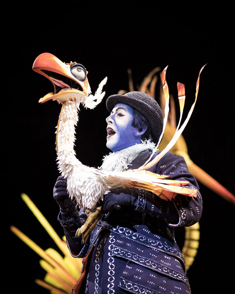 Matthew Forbes as Zazu