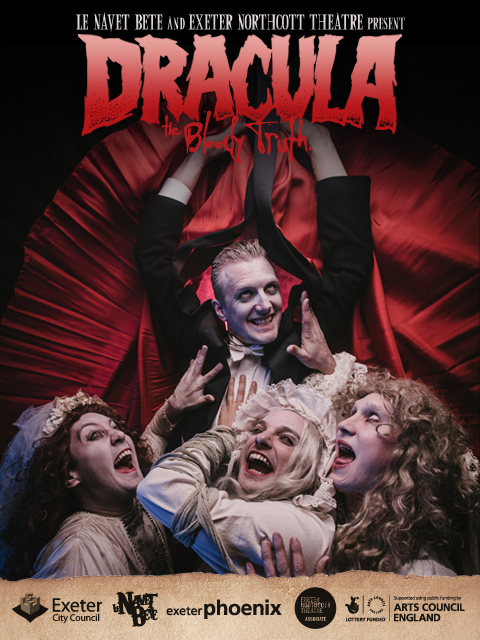 Dracula comes to Redgrave Theatre - Win Tickets