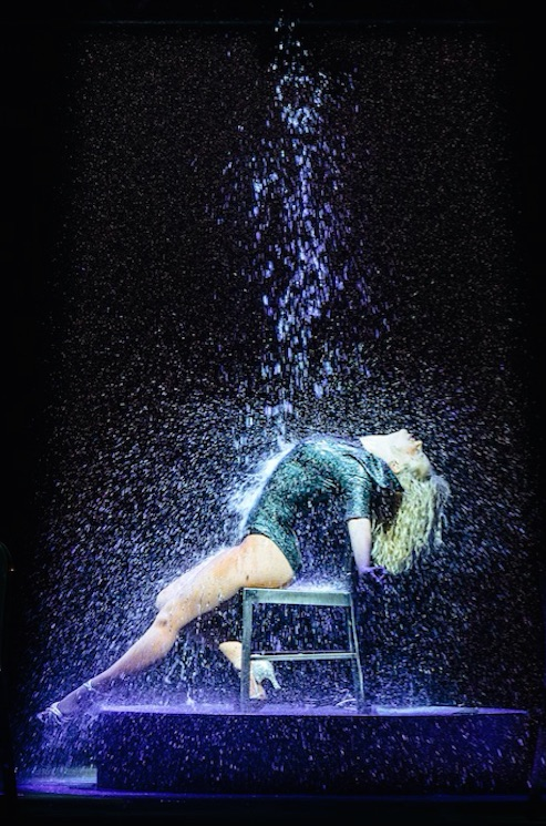 Flashdance Musical Bristol Hippodrome June
