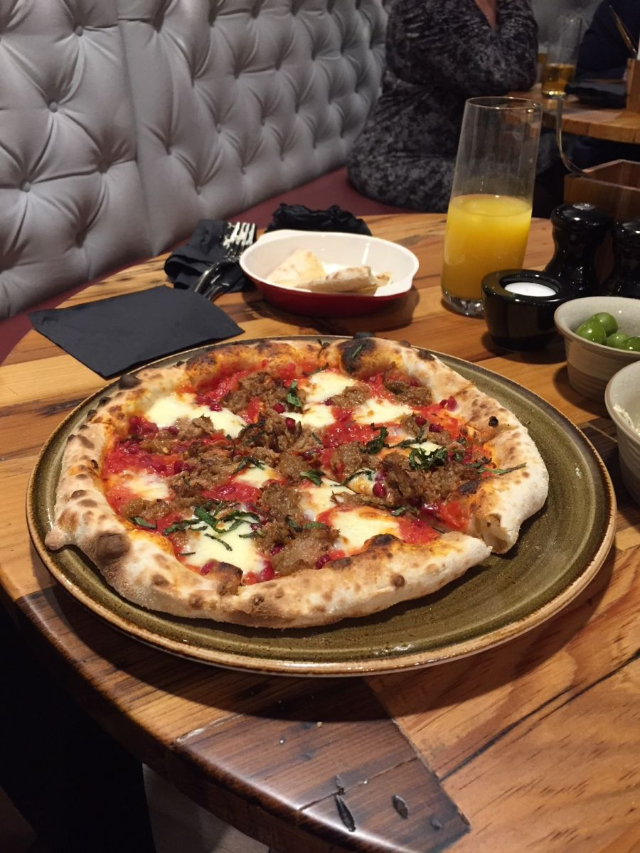 New Restaurant In Keynsham Serving Up Excellent Pizza With A