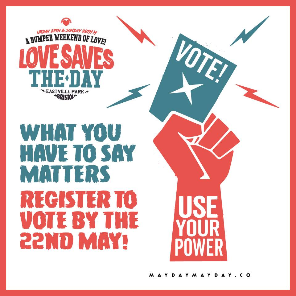 Love Saves The Day vote