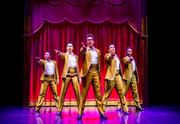 Motown Musical at Bristol Hippodrome