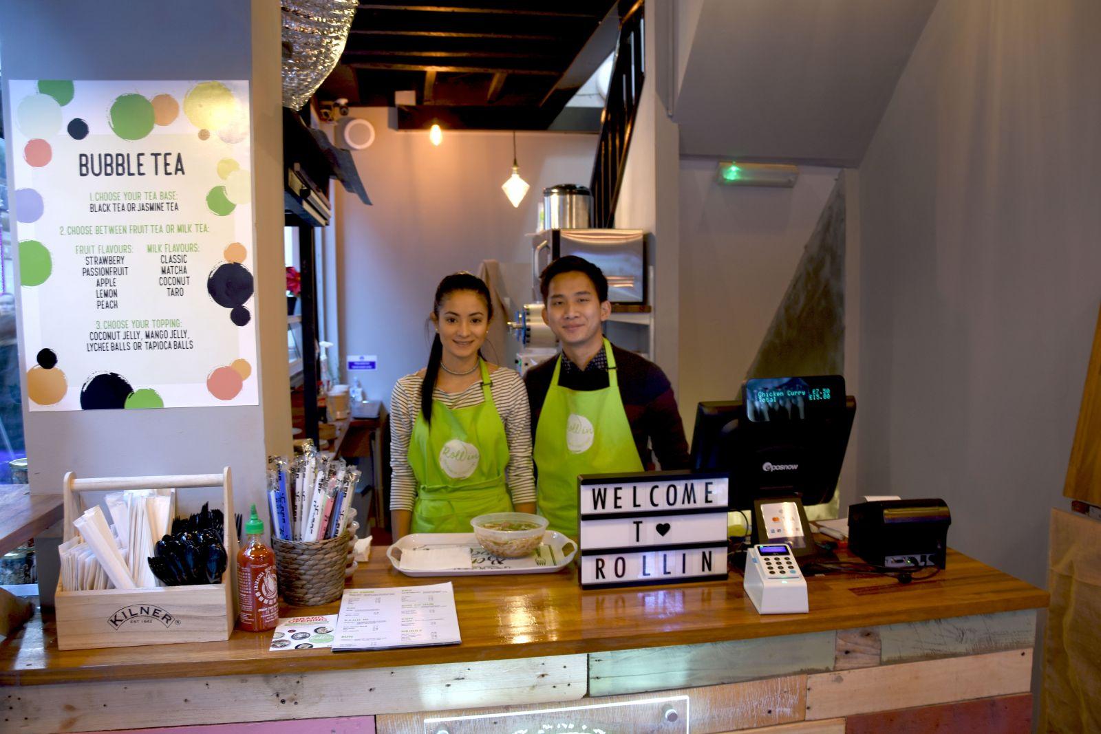 Rollin Vietnamese in Bristol