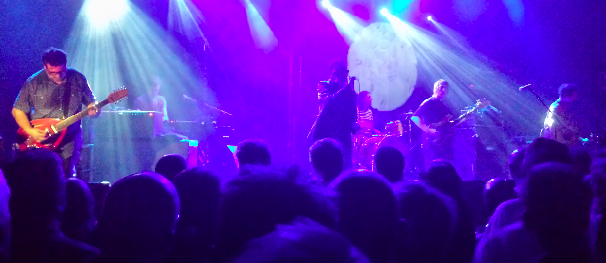 Echo and the Bunnymen at O2 Academy Bristol